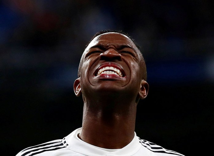 Real Madrid, Vinicius Junior, La Liga