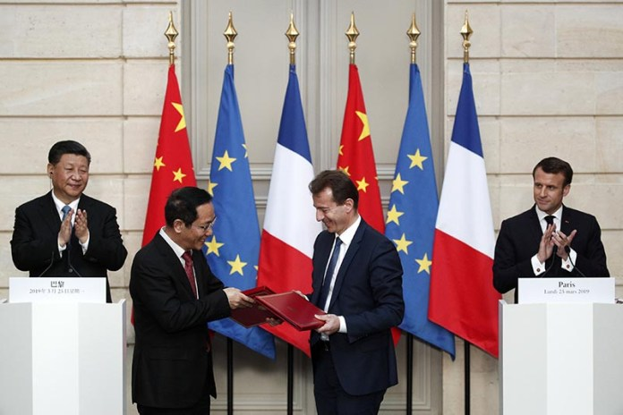 France, China, Airbus-China deal, Aircraft sale