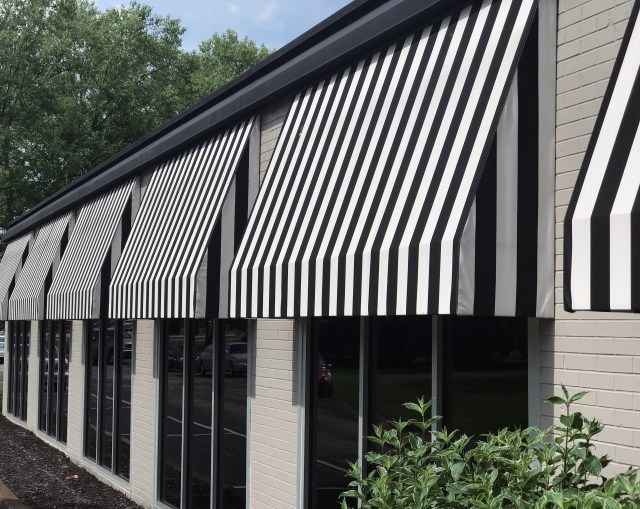 Commercial Awning Installation