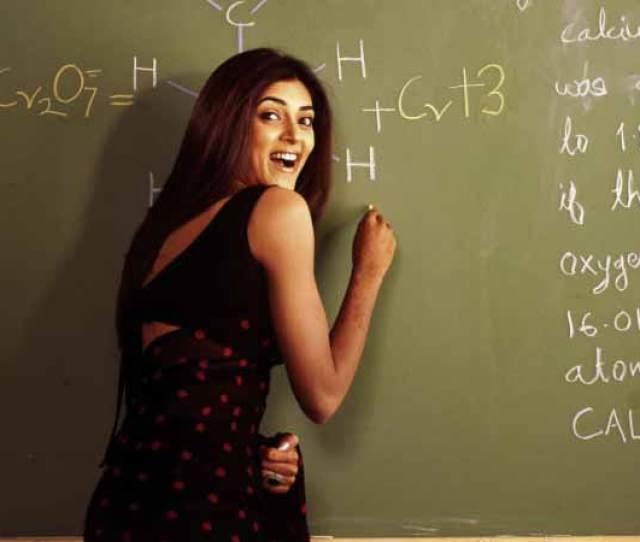 Hot Teacher From Movies