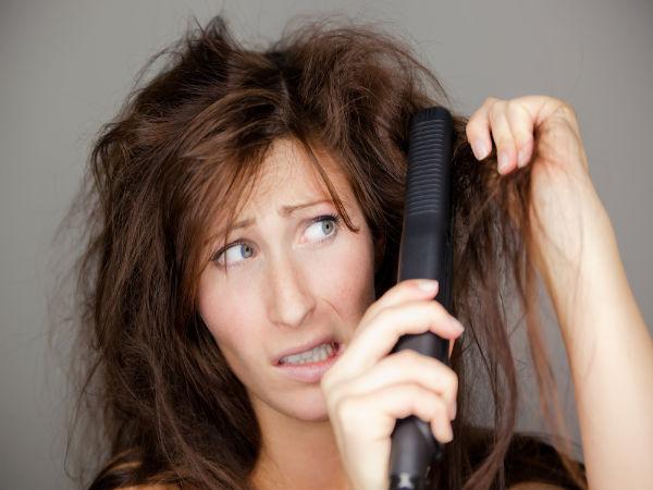 Risks Hair Straighteners Hair Straightening Hair