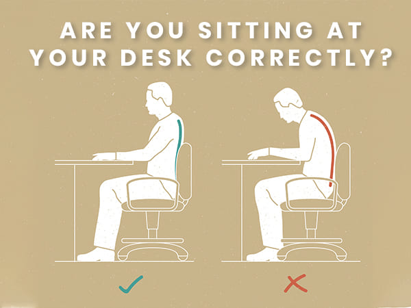 Did You Know The Way You Sit Can Impact Your Health?
