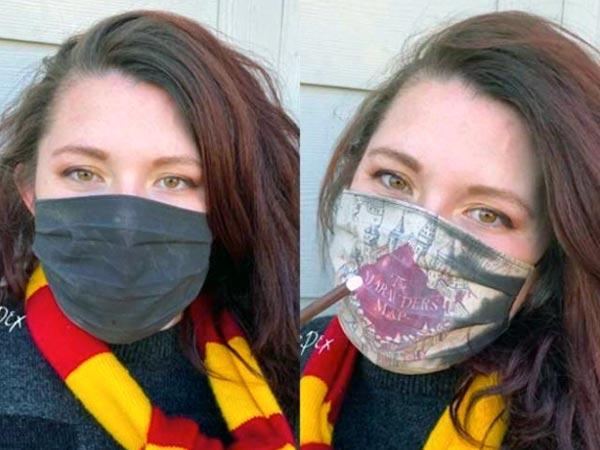 Harry Potter Masks