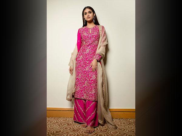 Keerthy Suresh Fashion