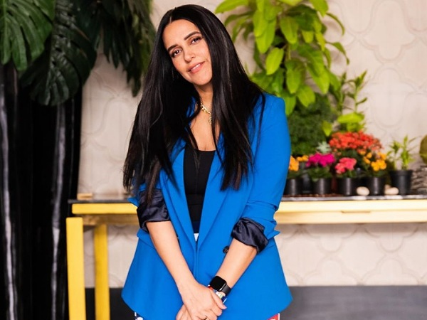 Neha Dhupia's Outfits On Her Birthday