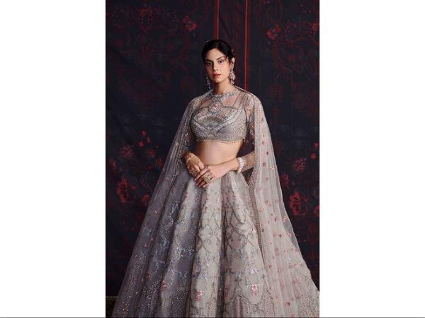 Falguni And Shane Peacock FDCI India Couture Week