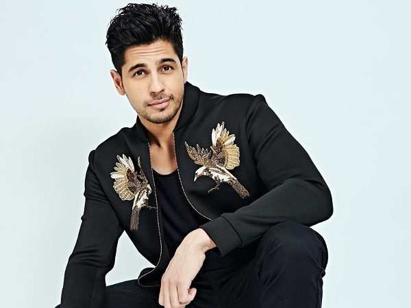 Sidharth Malhotra's Outfits On His B'day
