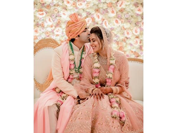 Billiards Champion Pankaj Advani Wedding
