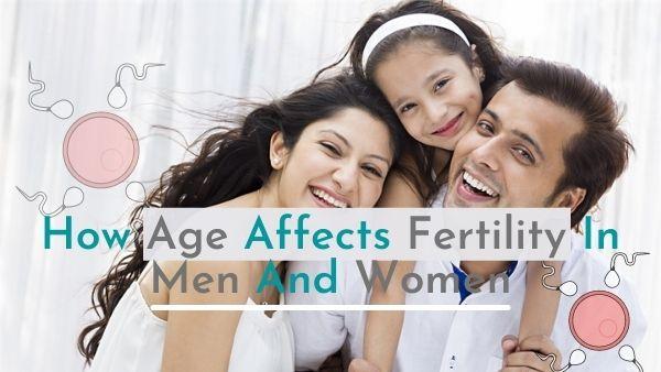 विशेषज्ञ लेख: उम्र पुरुषों और महिलाओं दोनों में प्रजनन क्षमता को कैसे प्रभावित करती है