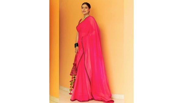 Kajol Saree Looks,