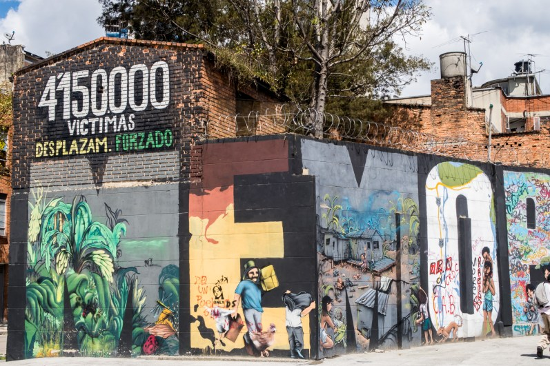 Bogota Colombia Grafitti Photography(32) May 15