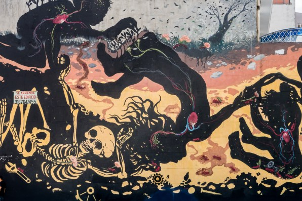 Bogota Colombia Grafitti Photography(33) May 15