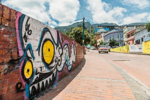Bogota Colombia Grafitti Photography(34) May 15