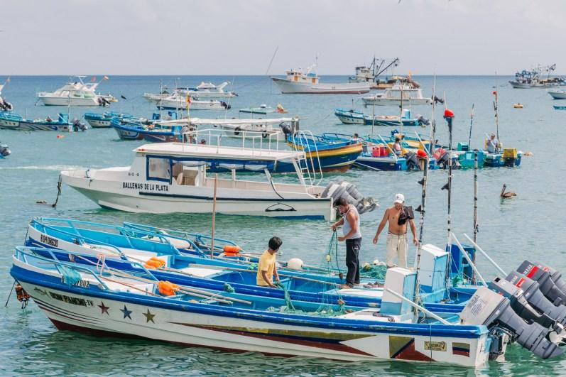 Puerto Lopez - Fish Market (31 of 40) May 15