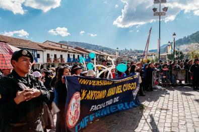 Cusco Inti Raymi Festival -11- June 2015