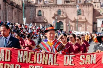 Cusco Inti Raymi Festival -13- June 2015