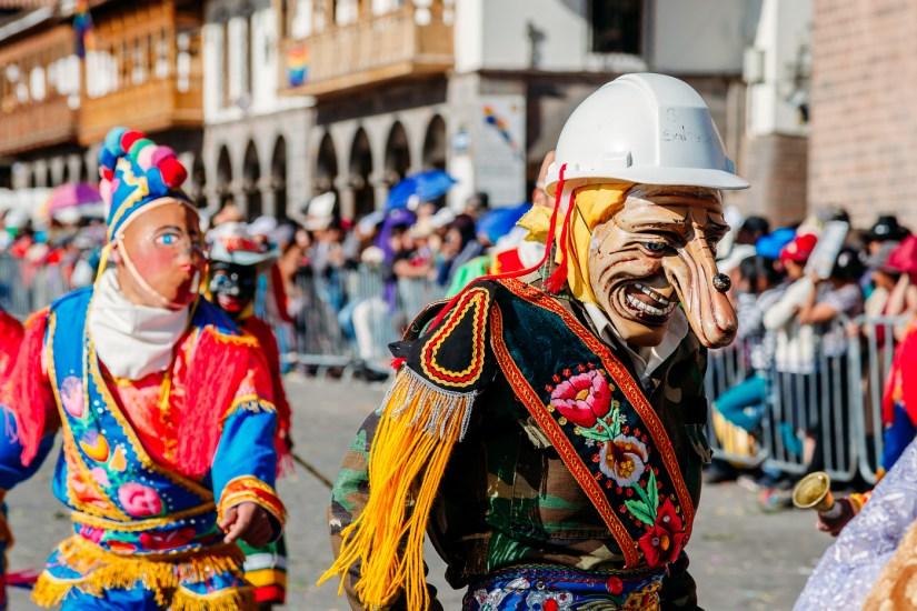 Cusco Inti Raymi Festival -18- June 2015