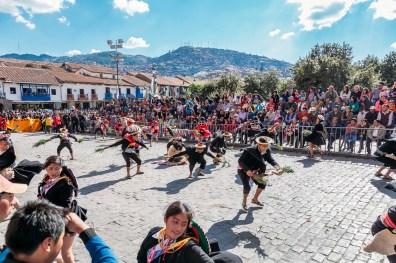 Cusco Inti Raymi Festival -2- June 2015