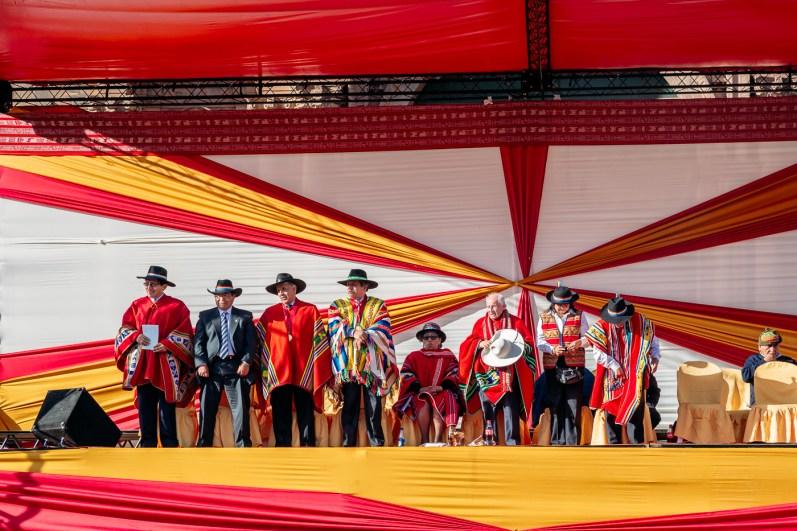 Cusco Inti Raymi Festival -31- June 2015
