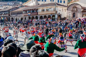 Cusco Inti Raymi Festival -37- June 2015
