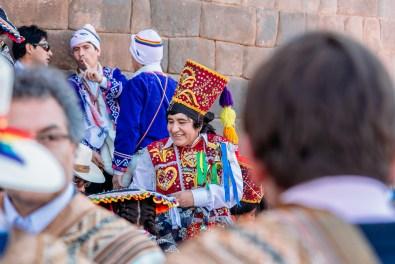 Cusco Inti Raymi Festival -80- June 2015