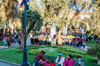 Inti Raymi Festivial In Cusco -14- June 2015