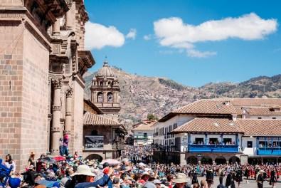 Inti Raymi Festivial In Cusco -29- June 2015