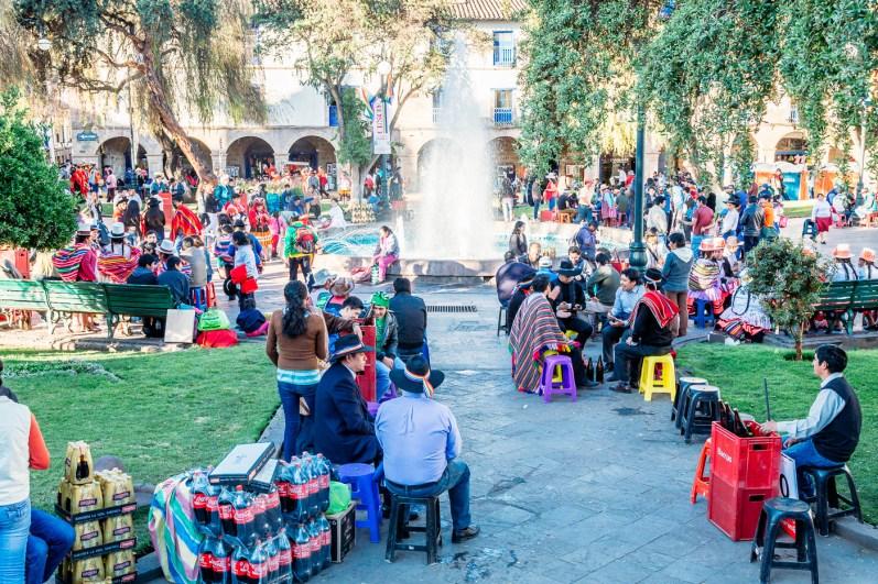 Inti Raymi Festivial In Cusco -7- June 2015
