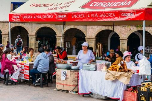 Cusco Peru -2- July 2015
