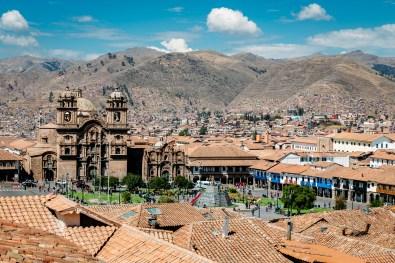Cusco Peru -51- July 2015