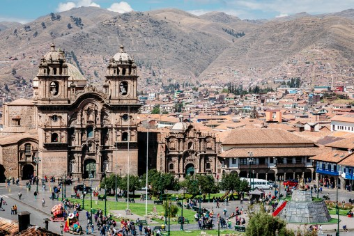 Cusco Peru -57- July 2015
