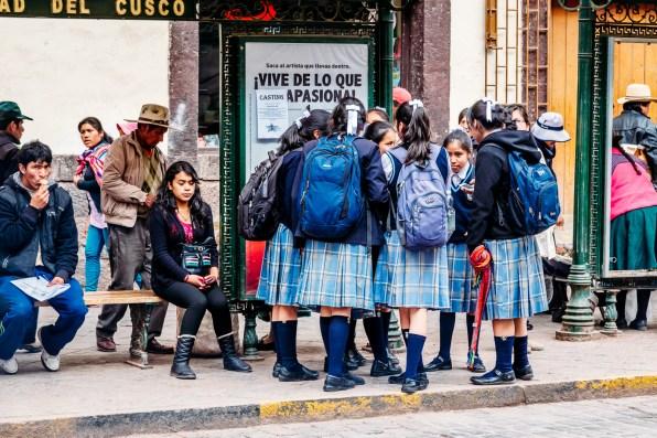 Cusco Peru -73- July 2015