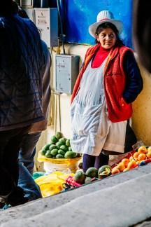 Cusco Peru -77- July 2015