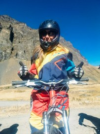 Death Road Biking Bolivia -15- July 2015