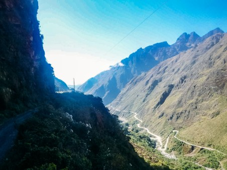 Death Road Biking Bolivia -17- July 2015