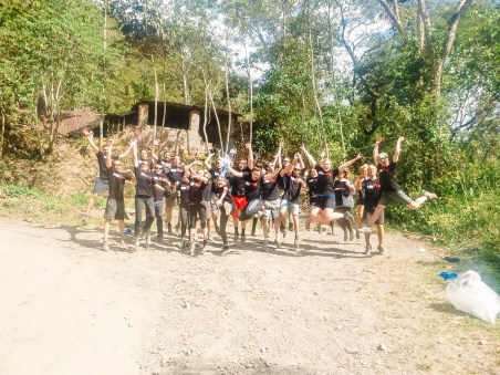 Death Road Biking Bolivia -36- July 2015