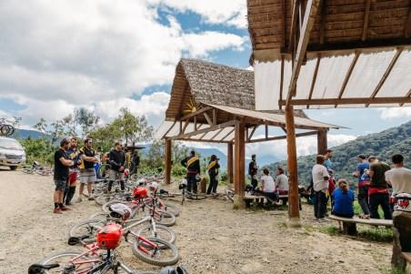 Death Road Biking Bolivia -4- July 2015