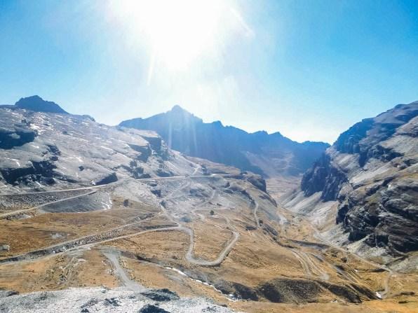 Death Road Biking Bolivia -9- July 2015
