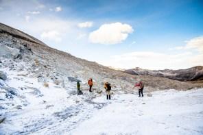 Huayna Potosi Ice Climbing Mountain Bolivia -28- July 2015