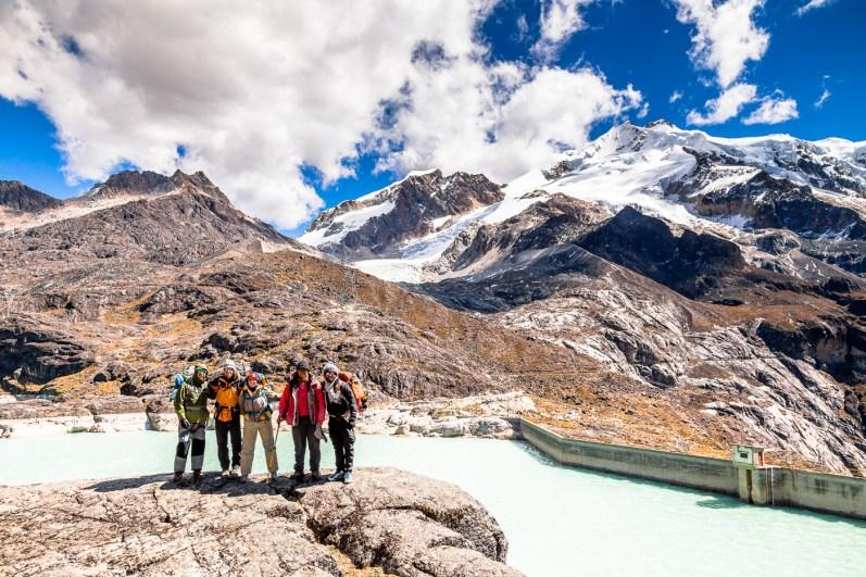 Huayna Potosi Mountain Bolivia -56- July 2015