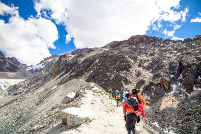 Huayna Potosi Mountain Bolivia -60- July 2015