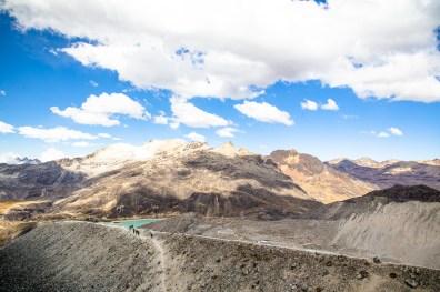 Huayna Potosi Mountain Bolivia -61- July 2015