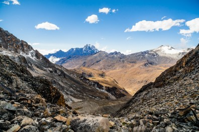 Huayna Potosi Mountain Bolivia -62- July 2015