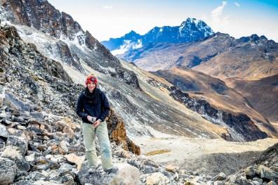 Huayna Potosi Mountain Bolivia -65- July 2015