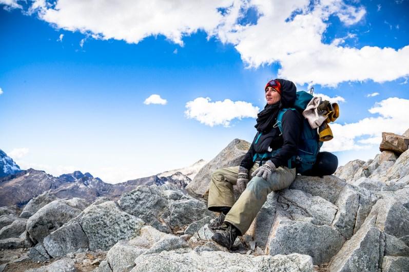 Huayna Potosi Mountain Bolivia -72- July 2015