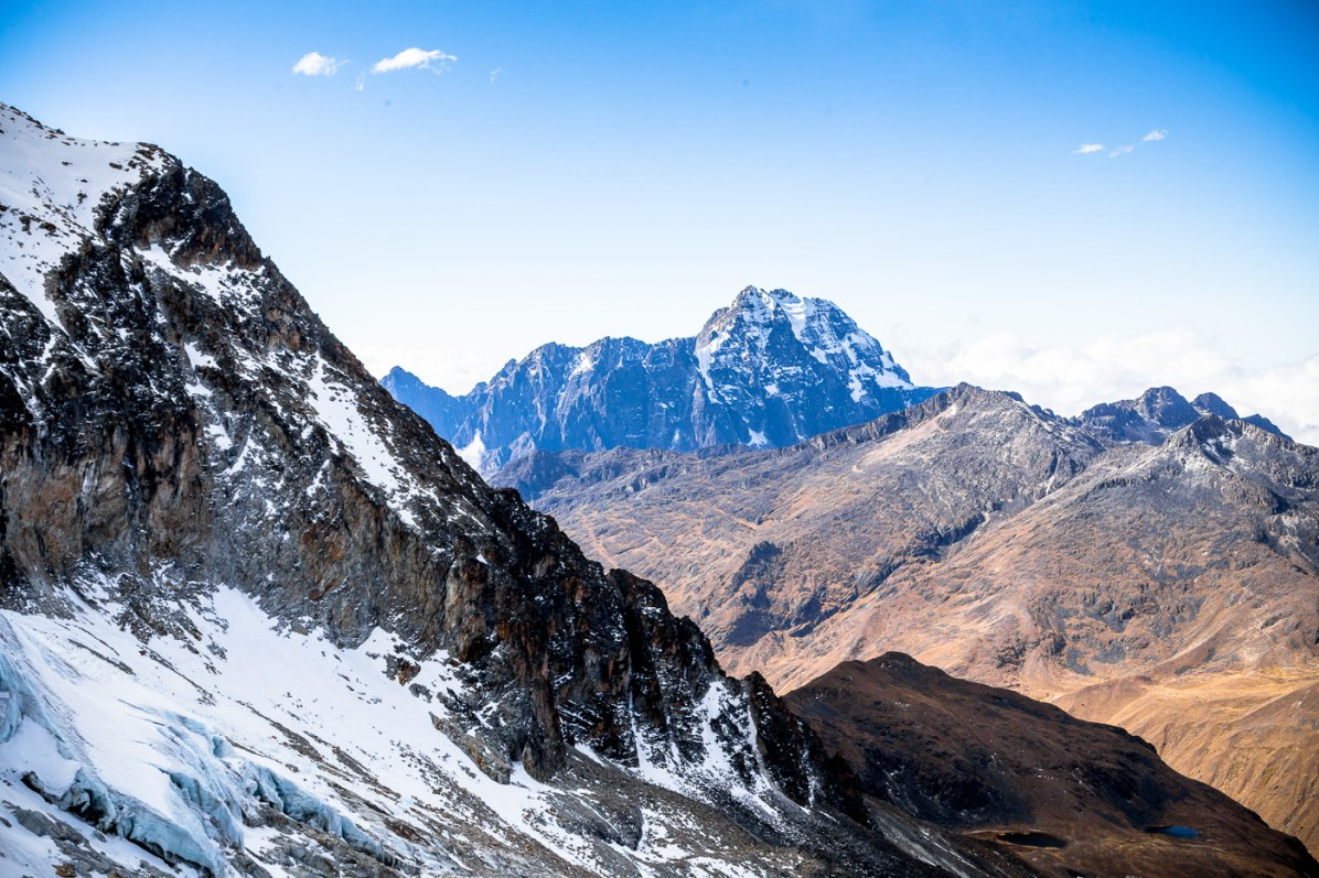 Huayna Potosi Mountain Bolivia -75- July 2015