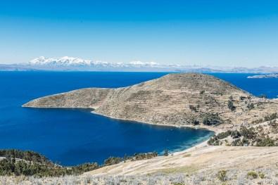 Isla Del Sol - Bolivia -28- July 2015