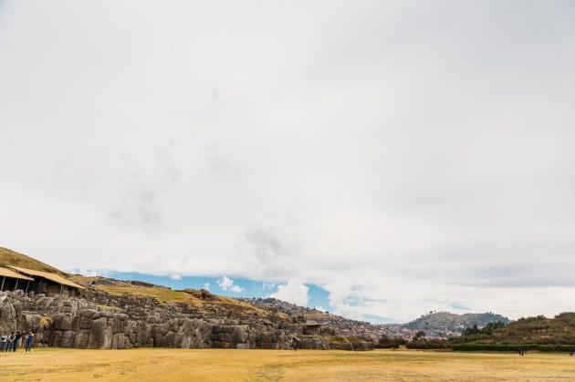 Saksaywaman Cusco Peru -24- July 2015