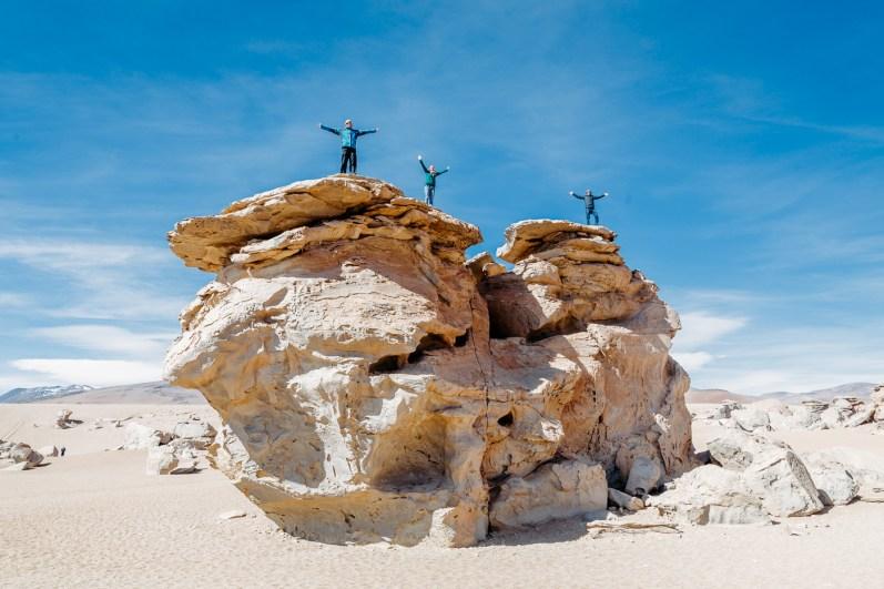Salar de Uyuni - Bolivia -104- July 2015
