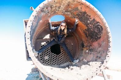 Salar de Uyuni - Bolivia -2- July 2015